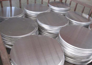 3003 ALUMINUM CIRCLE FEATURES