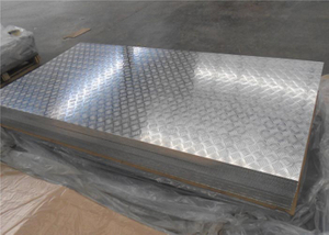 EMBOSSED ALUMINUM PLATE/ DIAMOND ALUMINUM PLATE/ CHECKERED ALUMINUM PLATE