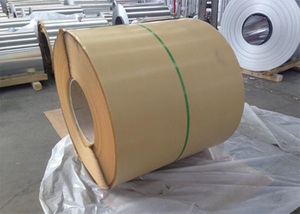 ALUMINUM COIL WITH KRAFT PAPER 1060 1100 3003